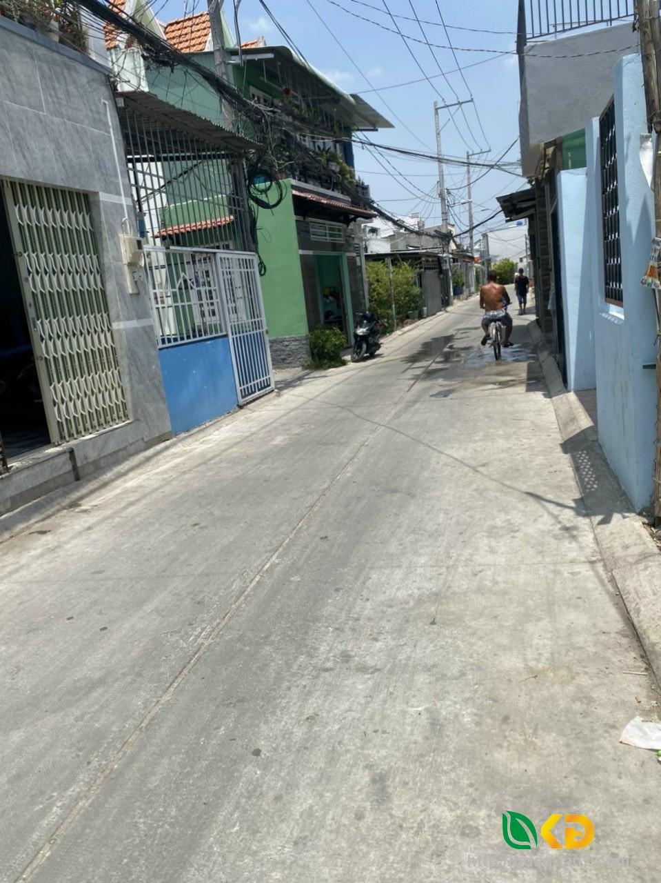 Bán lô đất nền hẻm 96 Đào Tông Nguyên, Phú Xuân, Nhà Bè.