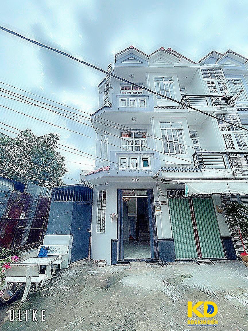 Bán nhà góc 2 mặt tiền thuận tiện kinh doanh buôn bán hẻm 1979 Huỳnh Tấn Phát Nhà Bè