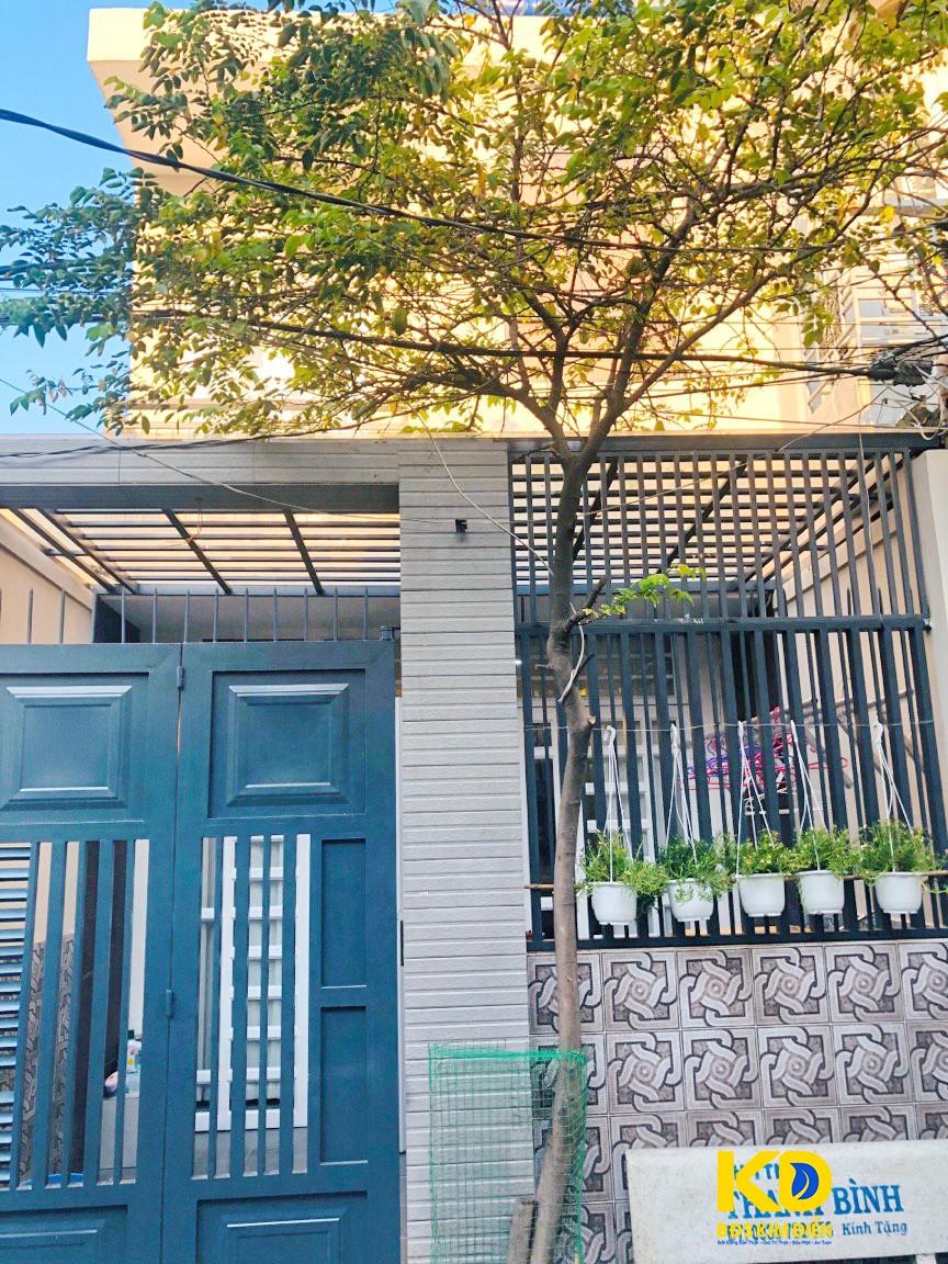 Bán nhà đẹp lung linh hẻm xe hơi 803 Huỳnh Tấn Phát P. Phú Thuận Quận 7