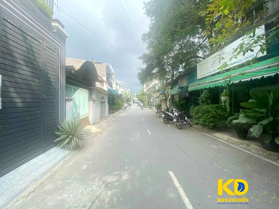 Cần bán nhà mặt tiền kinh doanh đường số Lý Phục Man P. Bình Thuận Quận 7