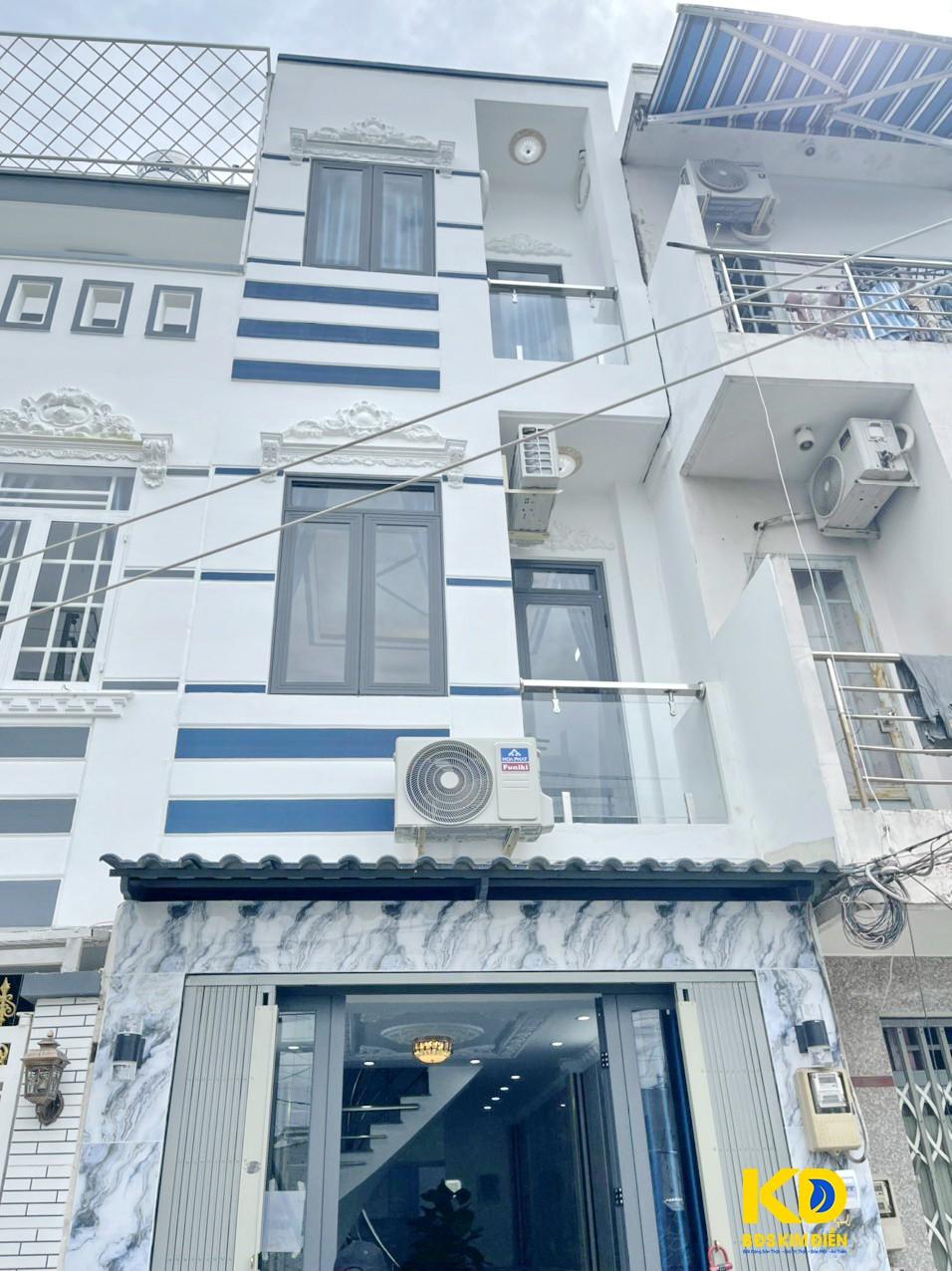 Bán nhà hẻm xe hơi 5m 1716 đường Huỳnh Tấn Phát thị trấn Nhà Bè