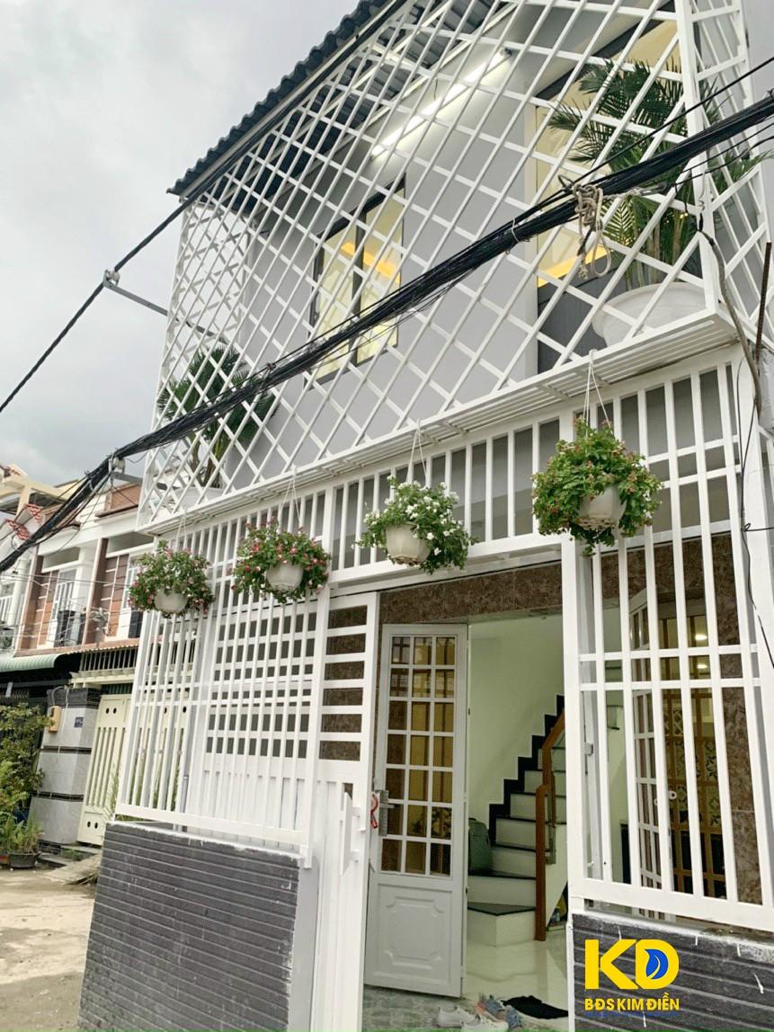 Bán nhà nhỏ xinh hẻm 48 đường Đặng Nhữ Lâm thị trấn Nhà Bè
