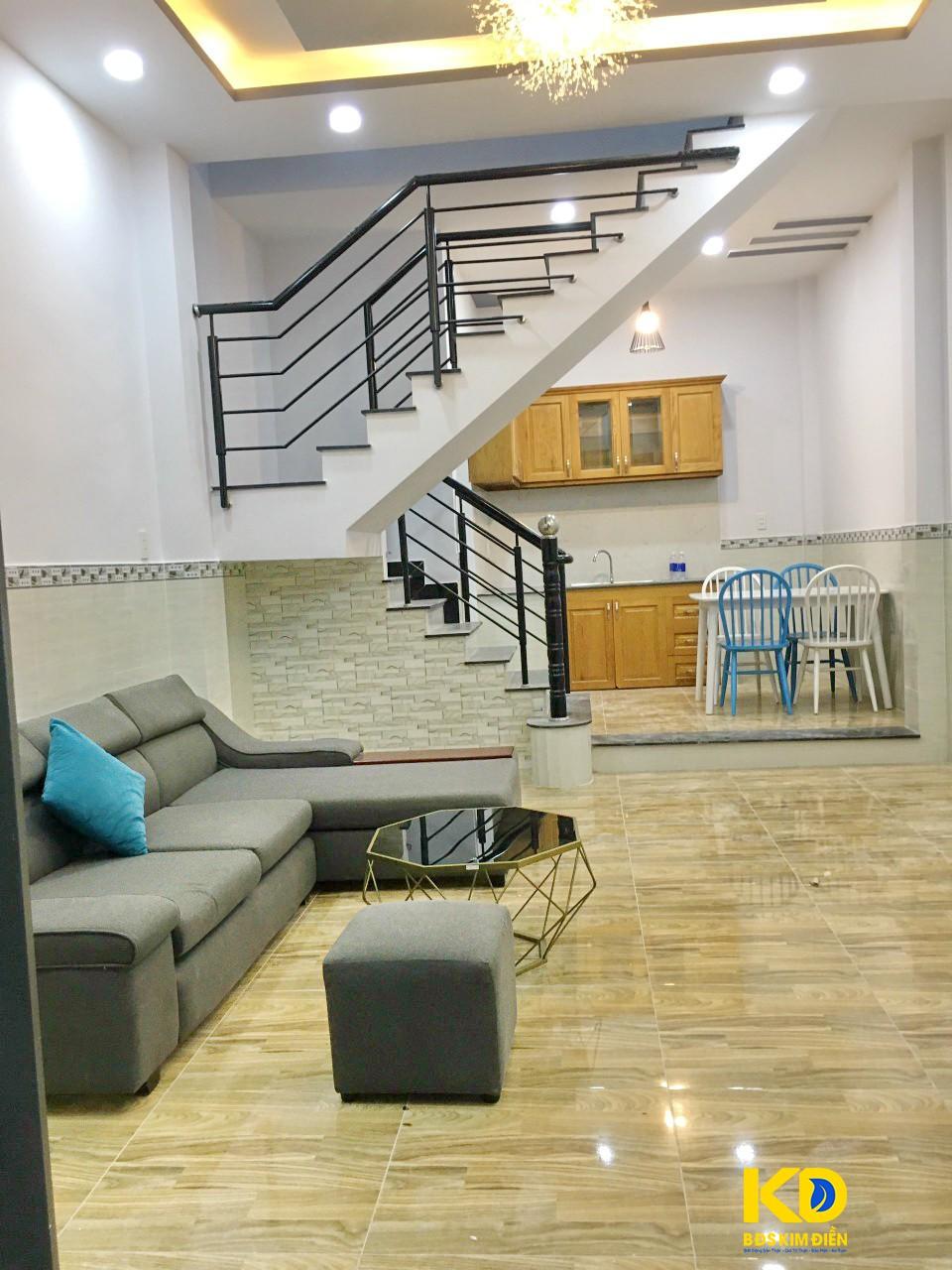 Bán nhà mới đẹp hẻm xe hơi Chuyên Dùng 9 P. Phú Mỹ Quận 7