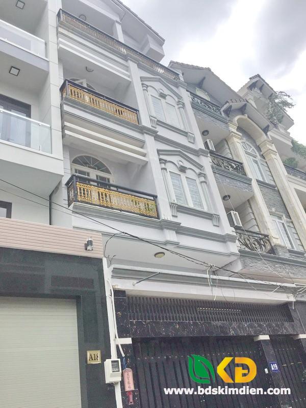Cho thuê nhà nguyên căn gần ngã tư Huỳnh Tấn Phát và Hoàng Quốc Việt Quận 7