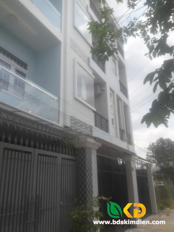 Bán nhà hẻm xe hơi 1135 đường Huỳnh Tấn Phát Phường Phú Thuận Quận 7.