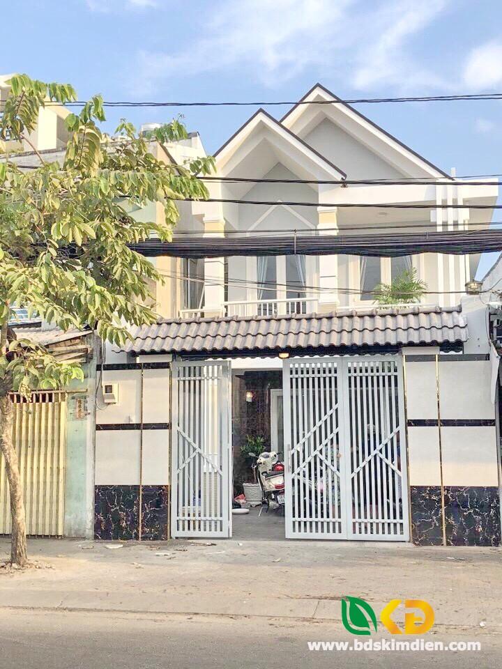 Cho thuê nhà 1 lầu mặt tiền hẻm 617 đường Trần Xuân soạn phường Tân Hưng Quận 7
