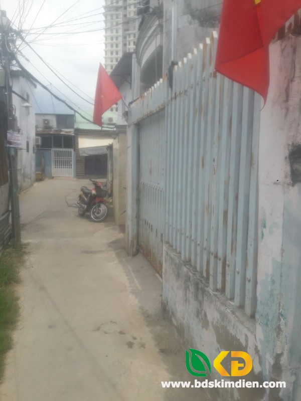 Bán nhà cấp 4 hẻm 115 đường Phạm Hữu Lầu Phường Phú Mỹ Quận 7.