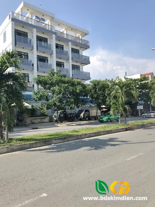 Bán gấp lô đất mặt tiền khu dân cư Nam Long Phú Thuận Phường Phú Thuận Quận 7