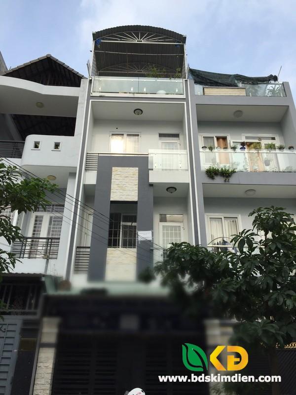 Cho thuê nguyên căn nhà hẻm 1979 thị trấn Nhà Bè huyện Nhà Bè.