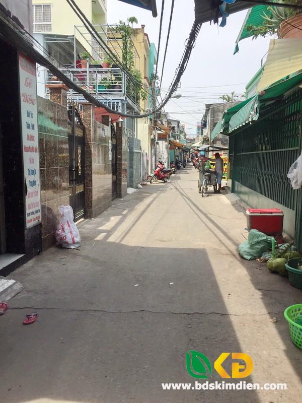 Bán nhà Quận 7 hẻm 308 đường Huỳnh Tấn Phát Phường Tân Thuận Tây