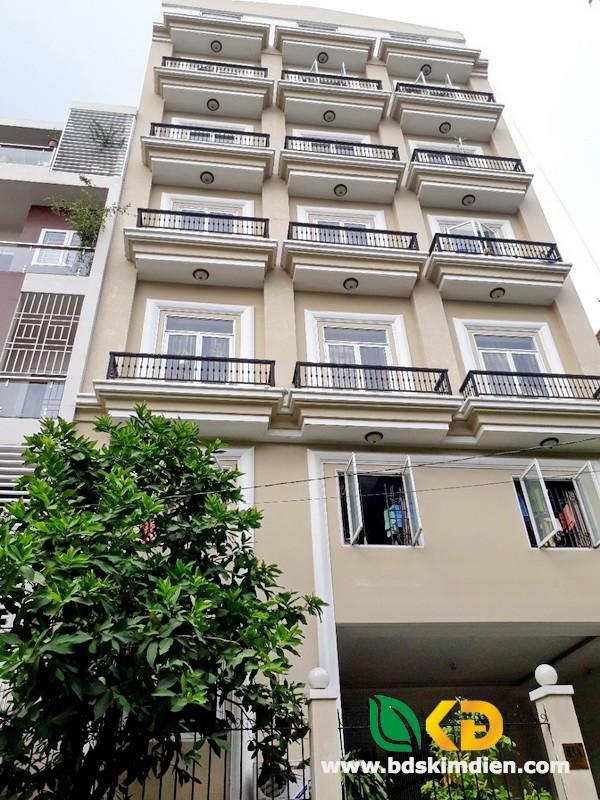 Bán căn hộ dịch vụ mặt tiền đường số 49 Phường Tân Quy Quận 7