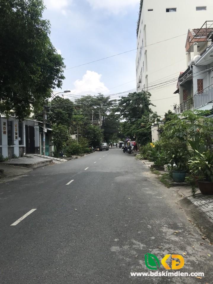 Bán  gấp lô đất mặt tiền đường số  phường Tân Kiểng Quận 7