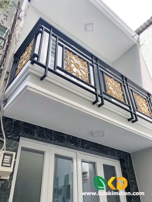 Bán nhà đẹp góc 2 mặt tiền hẻm 967 Trần Xuân Soạn phường Tân Hưng Quận 7