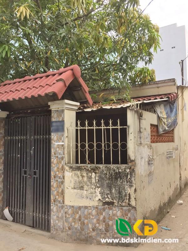 Cho thuê nhà cấp 4 hẻm 88 Nguyễn Văn Quỳ phường Phú Thuận Quận 7