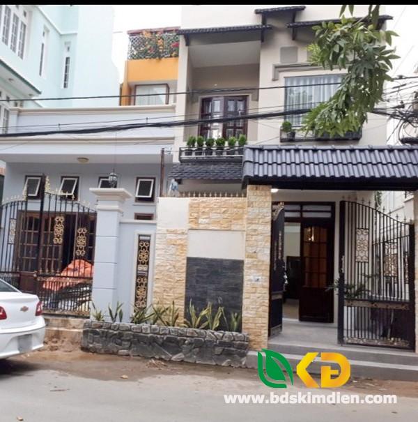 Cho thuê nhà đẹp 1 lầu hẻm 719 Huỳnh Tấn Phát Quận 7