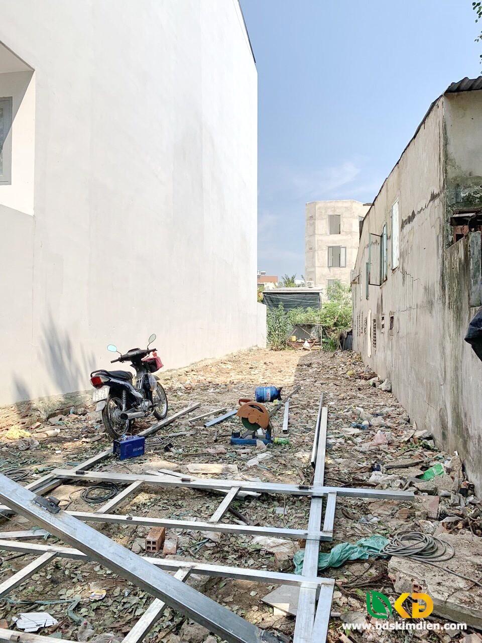 Bán lô đất  2 mặt tiền  đường số phường  Bình Thuận Q7.