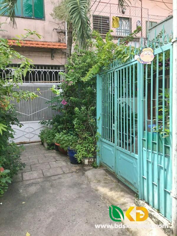 Bán nhà Quận 7 hẻm 487 Huỳnh Tấn Phát Phường Tân Thuận Đông