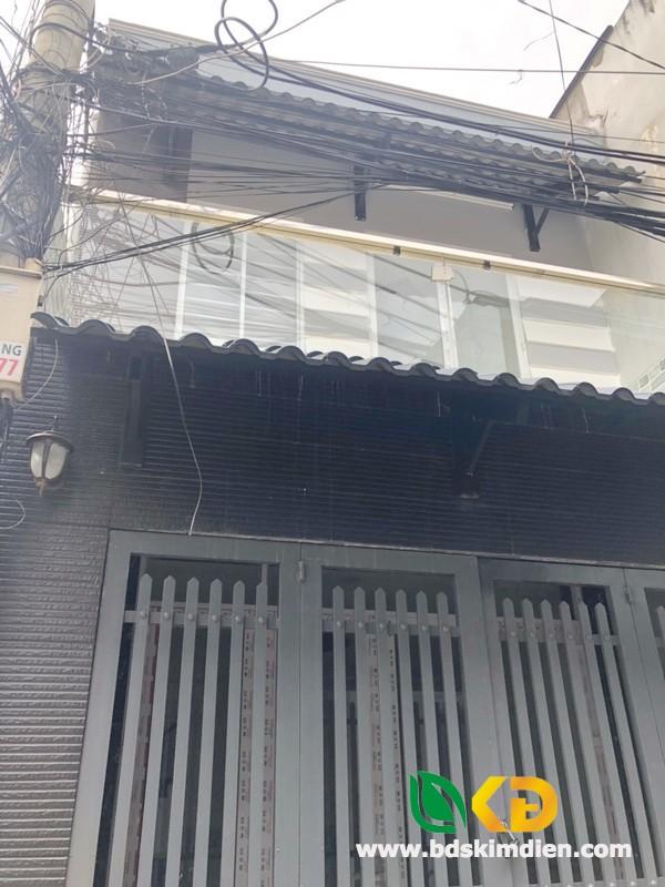 Bán nhà 1 lầu hẻm xe hơi 10 Đường số 20 quận Bình Tân