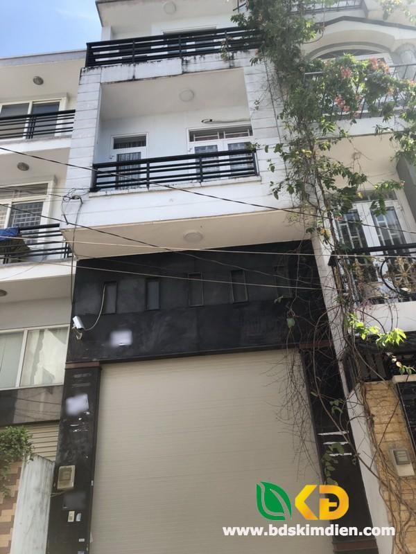 Cho thuê nhà nguyên căn 2 lầu hẻm xe hơi 815 Hương Lộ 2 quận Bình Tân