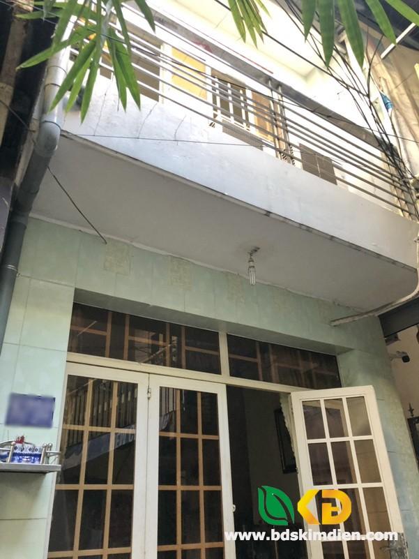Bán nhà 1 lầu hẻm 42 Huỳnh Tấn Phát phường Tân Thuận Tây Quận 7