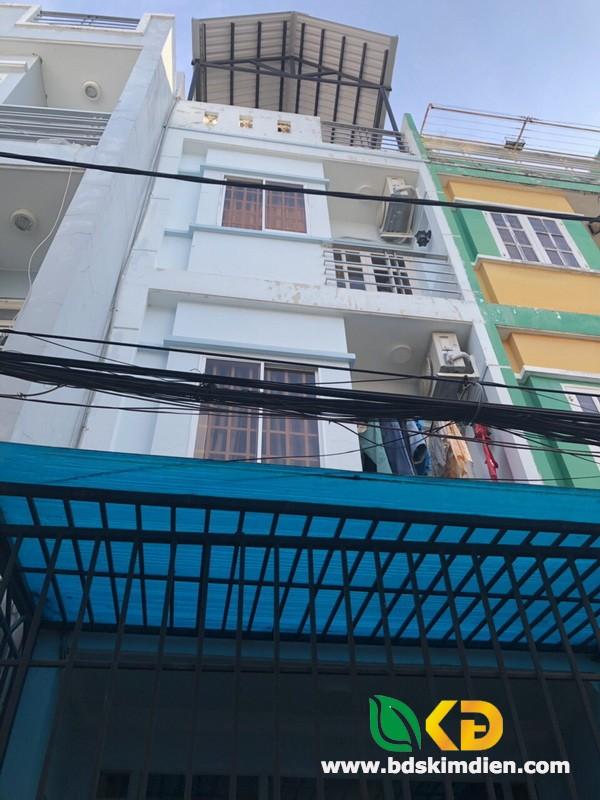 Bán nhà đẹp 2 lầu 381 Huỳnh Tấn Phát Quận 7