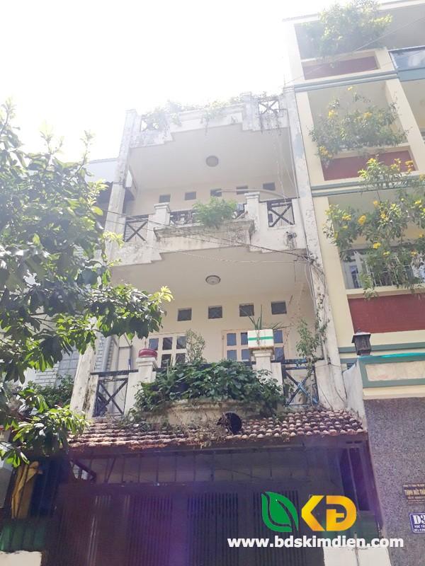 Cho thuê nhà hẻm xe hơi đường Huỳnh Tấn Phát Phường Phú Thuận Quận 7
