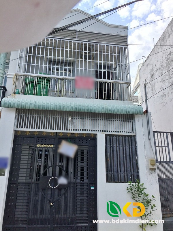 Cho thuê nhà mặt tiền hẻm 2295 đường Huỳnh Tấn Phát tt Nhà Bè
