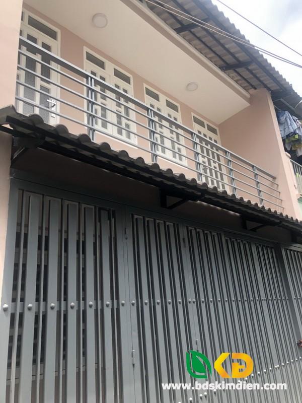 Bán nhà 1 lầu hẻm 60 Lâm Văn Bền Quận 7