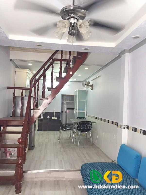 Cho thuê nhà đẹp (đủ nội thất) hẻm 50 Mai Văn Vĩnh Quận 7