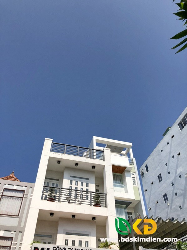 Cho thuê nhà nguyên căn mặt tiền đường Tân Mỹ Phường Tân Thuận Tây Quận 7
