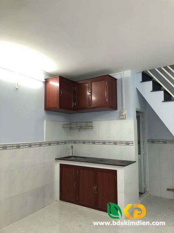 Cho thuê nhà 2 lầu đúc hẻm 10 Mai Văn Vĩnh Quận 7