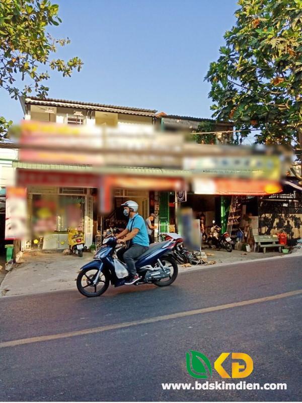 Bán nhà giấy tay 1 lầu mặt tiền Lê Văn Lương phường Tân Phong Quận 7
