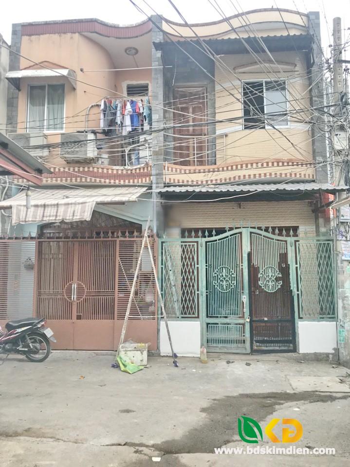 Bán nhà hẻm 380 đường Lê Văn Lương Phường Tân Hưng Quận 7
