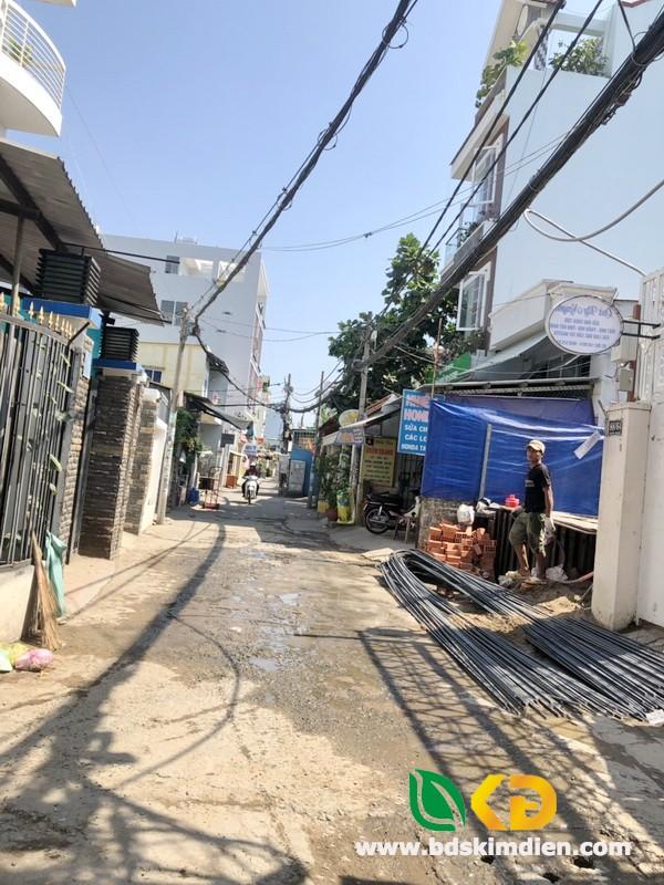 Bán nhà 1 lầu mặt tiền hẻm 88 Nguyễn Văn Quỳ, Quận 7