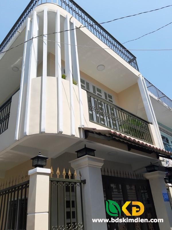 Bán nhà (kiểu biệt thự) hẻm xe hơi 34 Nguyễn Duy phường 9 Quận 8