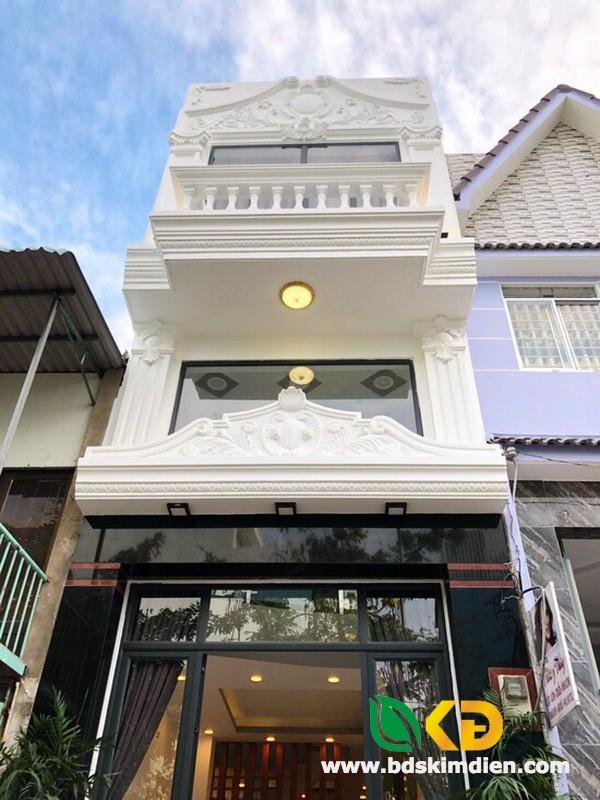 Bán nhà đẹp 2 lầu đường 10m (kề chợ Phú Thuận) Quận 7