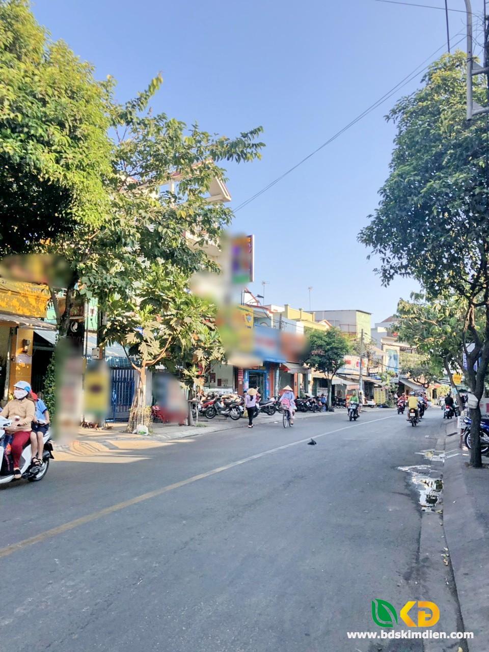 Bán nhà cấp 4 (nở hậu) mặt tiền Lê Văn Lương Quận 7