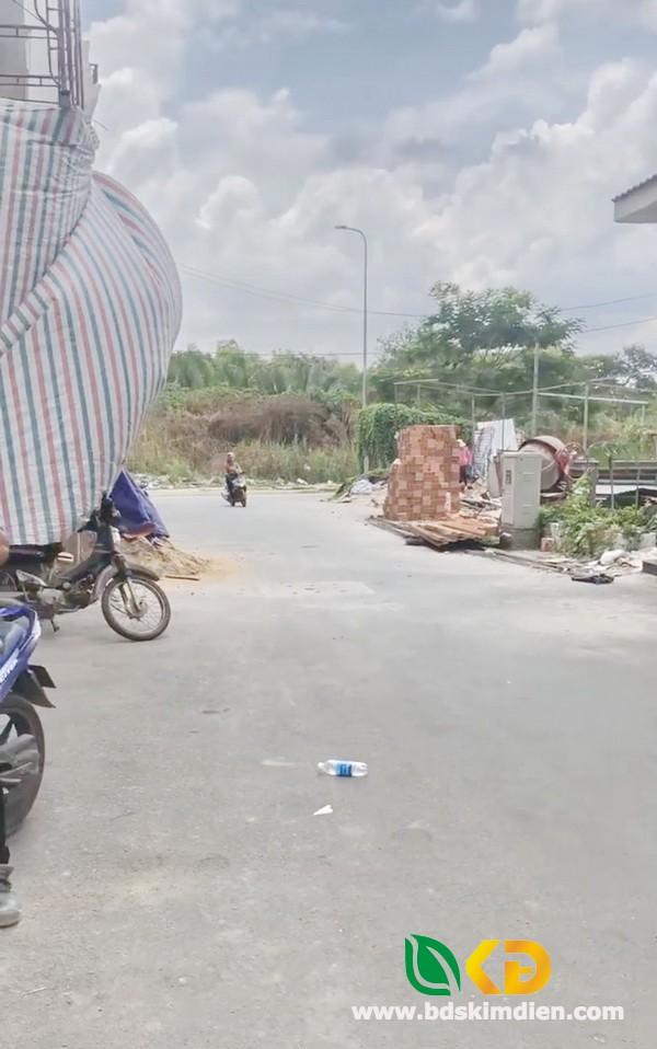 Bán lô đất (tiện xây mới) đường nội bộ 6m Hoàng Quốc Việt Quận 7