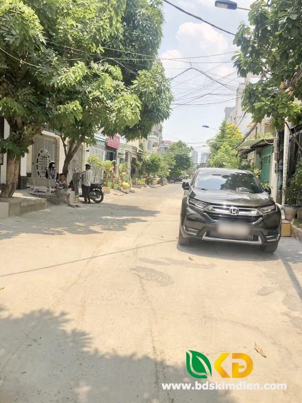 Bán lô đất mặt tiền Đường Số 51 phường Bình Thuận Quận 7