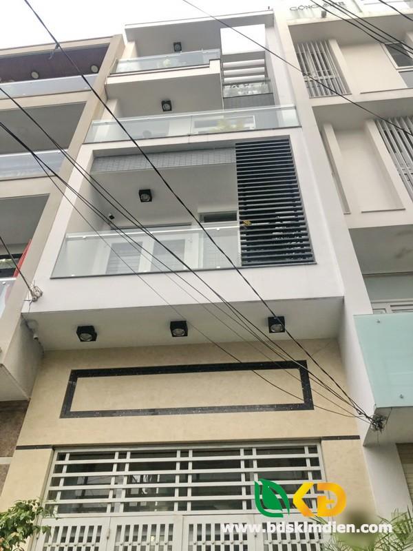 Bán nhà đẹp 4 lầu mặt tiền Đường số 5-Tân Mỹ phường Tân Phú Quận 7