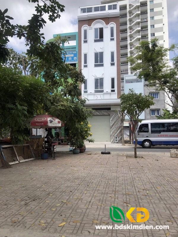 Bán nhà 1 lửng, 5 lầu mặt tiền Phạm Hữu Lầu Quận 7