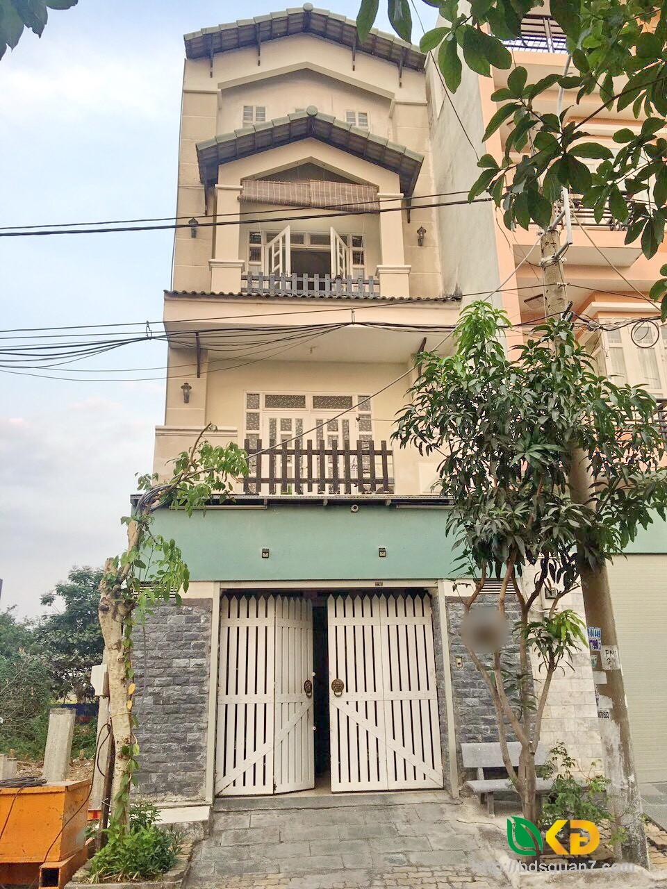 Bán nhà đẹp 2 lầu Đường số 1-khu dân cư Phú Mỹ phường Phú Mỹ Quận 7