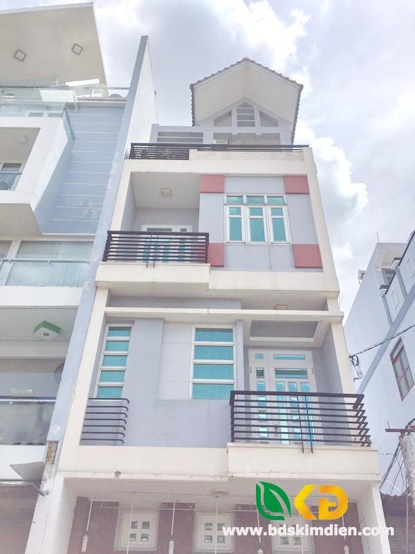 Cho thuê nhà nguyên căn mặt tiền Bùi Văn Ba Phường Tân Thuận Đông Quận 7