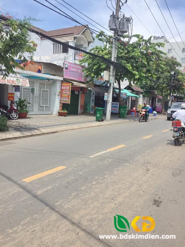 Cho thuê nhà Quận 7 mặt tiền Lý Phục Man Phường Bình Thuận