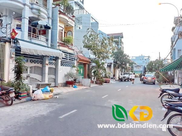 Cho thuê nhà Quận 7 mặt tiền đường số 53 Phường Tân Quy