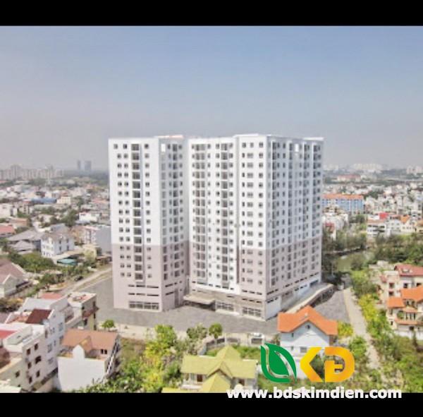 Bán căn hộ chung cư Ngọc Lan đường Phú Thuận Phường Phú Thuận Quận 7