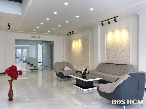 Cho thuê nhà nguyên căn đường số 8 Trần Trọng Cung Phường Tân Thuận Đông Quận 7