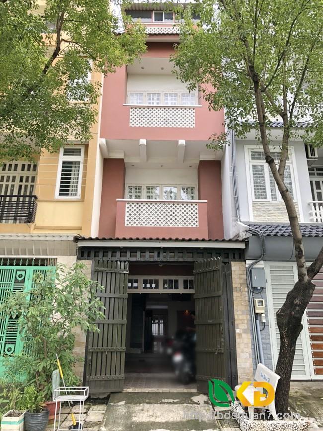 Bán nhà Phố 3 lầu đường số 32 An Phú Hưng Quận 7